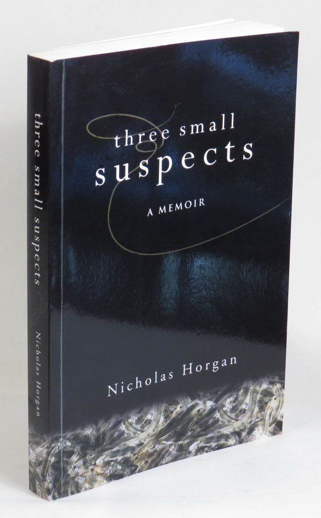 Image for Three Small Suspects - A Memoir