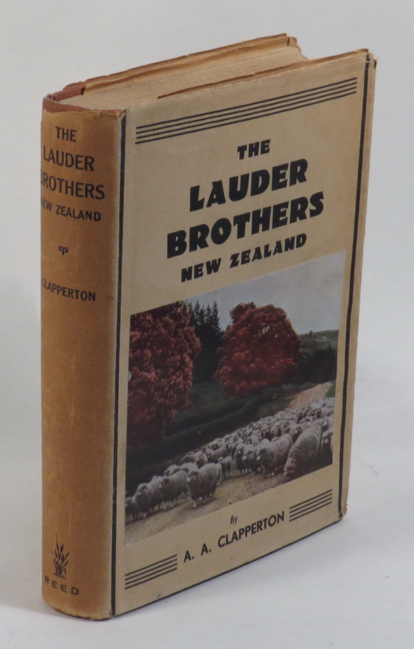 Image for The Lauder Brothers in New Zealand