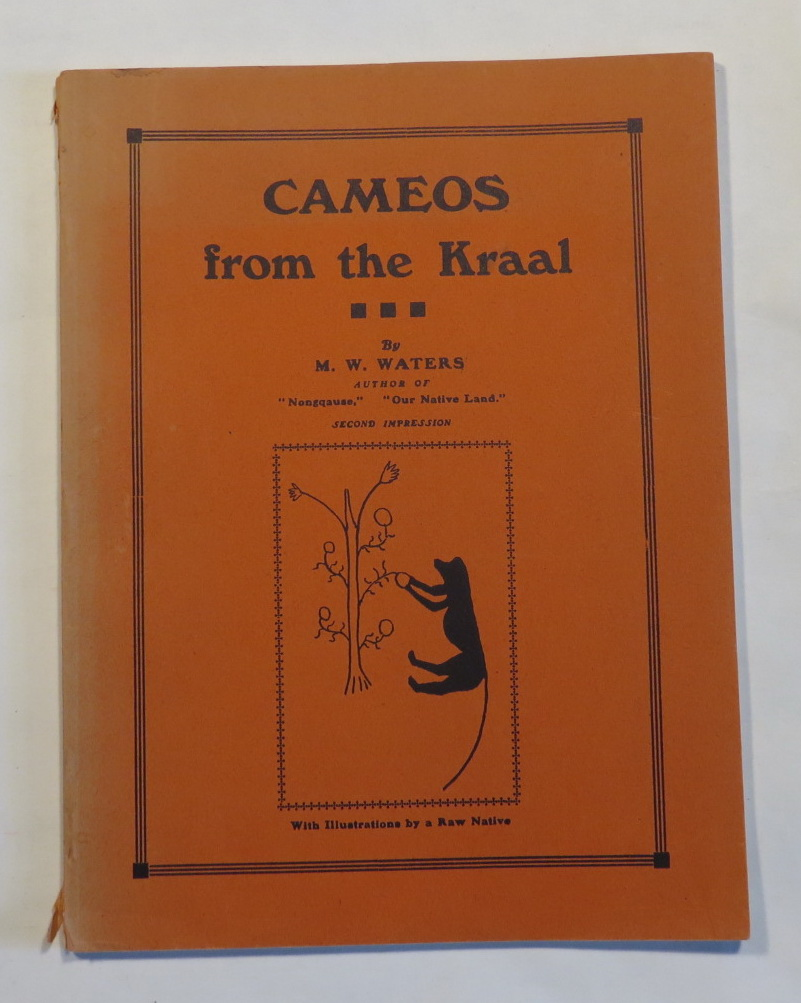 Image for Cameos from the Kraal