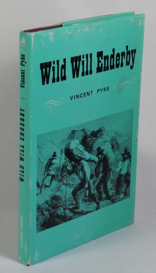 Image for Wild Will Enderby; A Story of the New Zealand Gold Fields