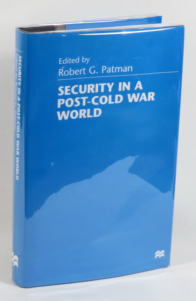 Image for Security in a Post-Cold War World