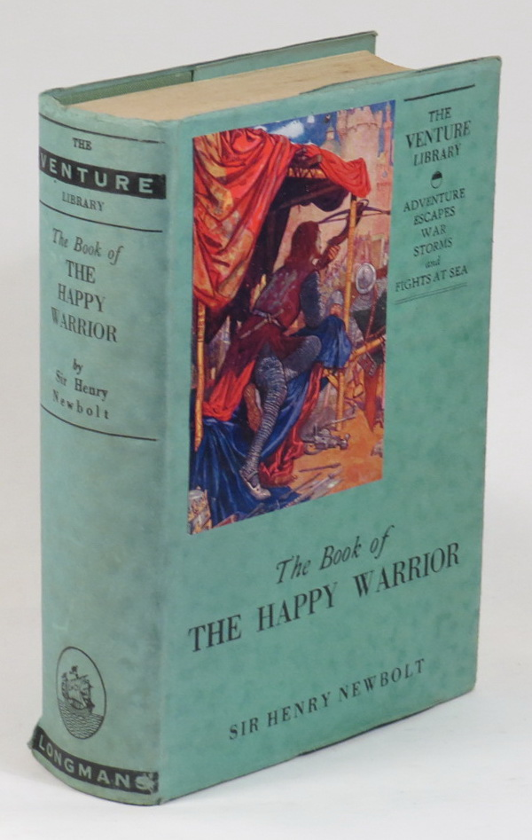 Image for The Book of The Happy Warrior