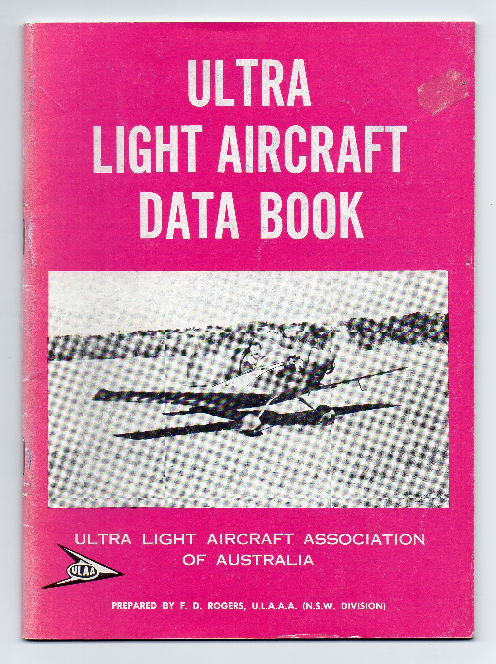 Image for Ultra Light Aircraft Data Book