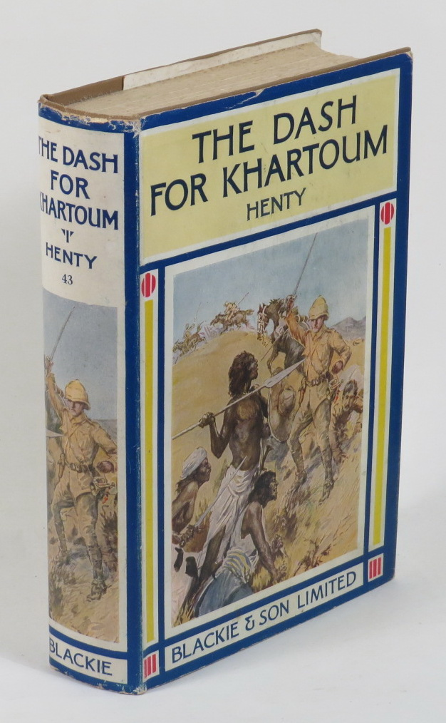 Image for The Dash for Khartoum