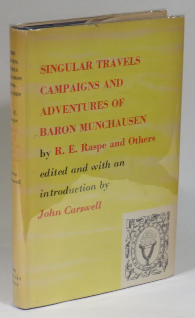 Image for Singular Travels, Campaigns and Adventures of Baron Munchausen