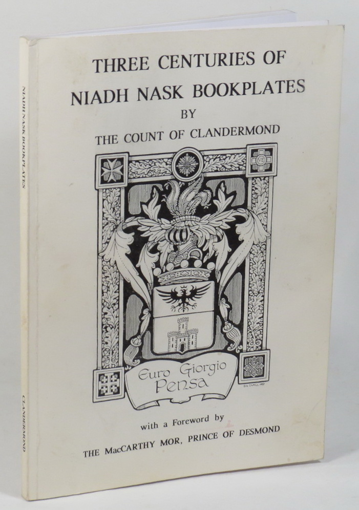 Image for Three Centuries of Niadh Nask Bookplates