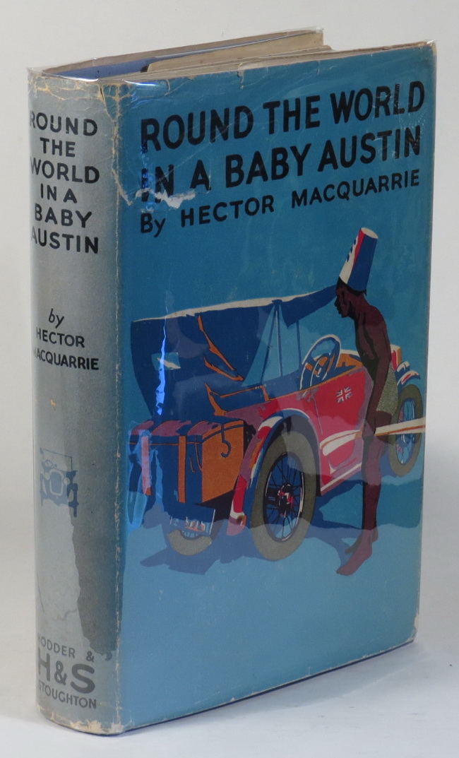 Image for Round the World in a Baby Austin