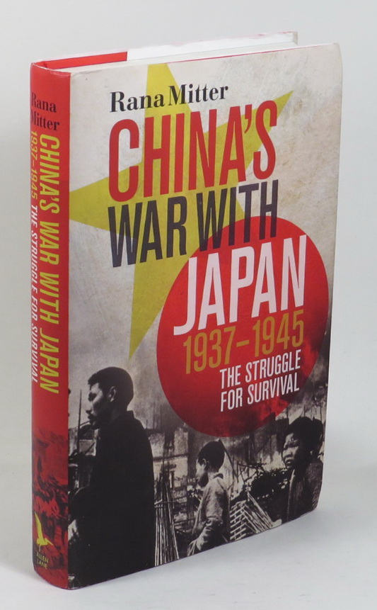 Image for China's War with Japan 1937-1945 - The Struggle for Survival