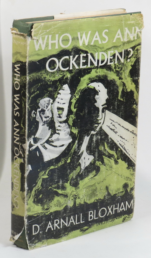 Image for Who Was Ann Ockenden?