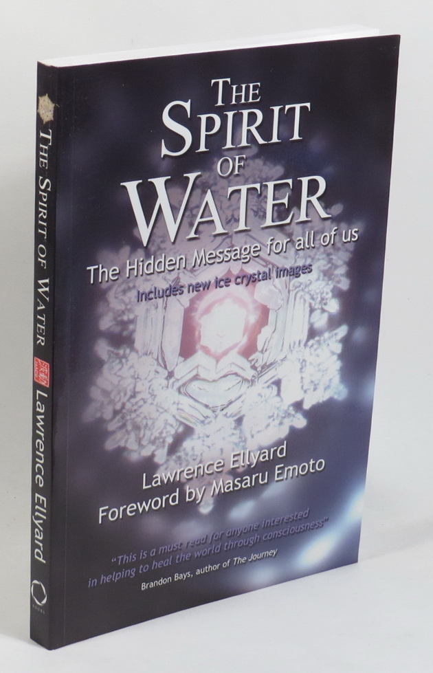 Image for The Spirit of Water - The Hidden Message for All of Us