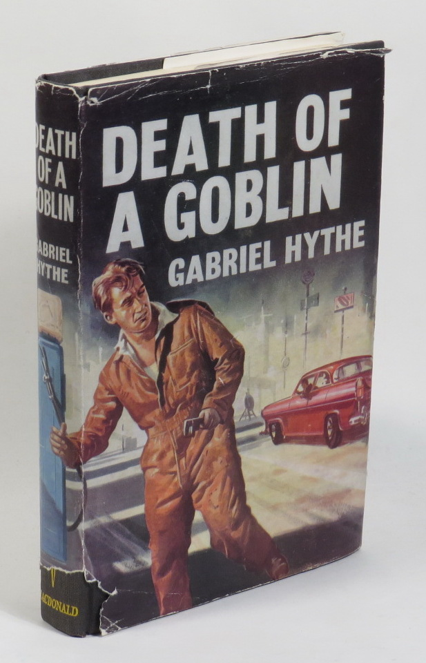 Image for Death of a Goblin