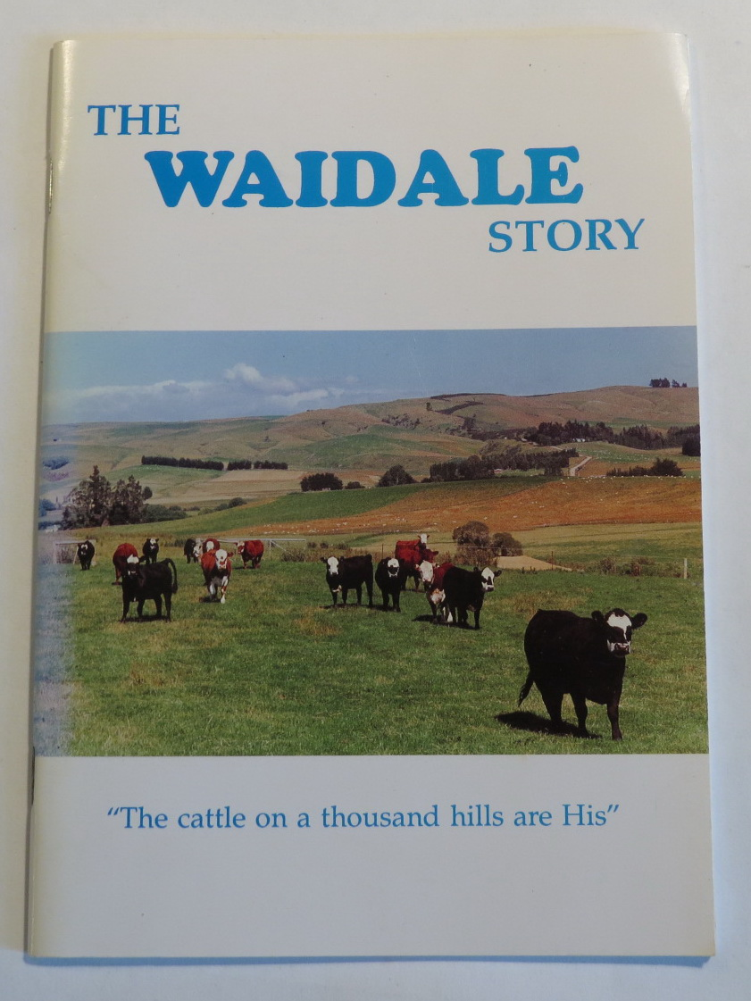 Image for The Waidale Story