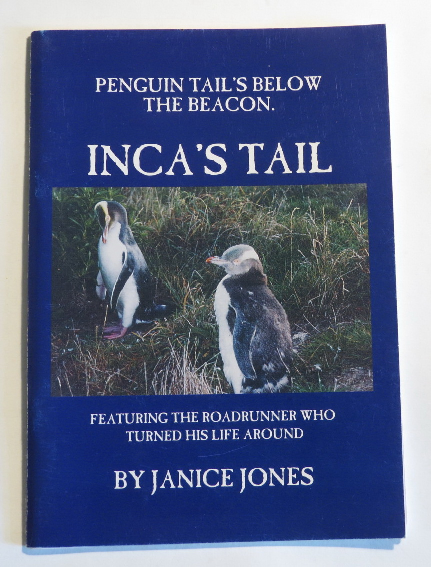 Image for Penguin Tail's Below the Beacon - Inca's Tail