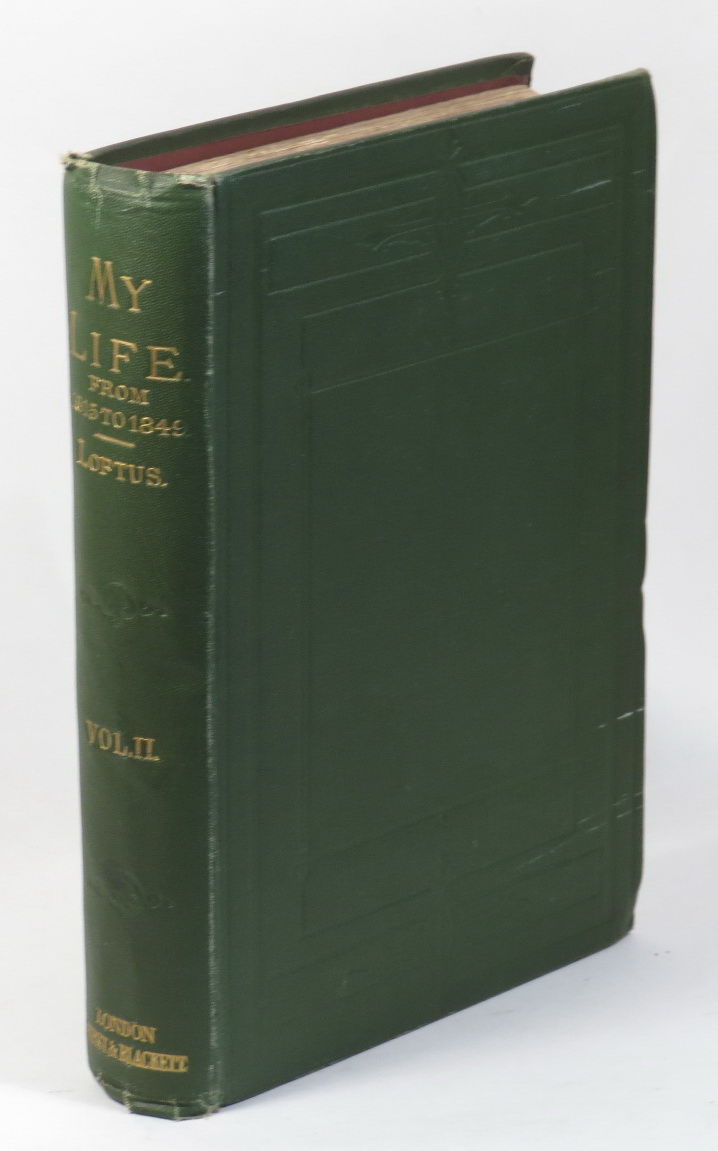 Image for My Life. From 1815 to 1849. [Two volumes.]