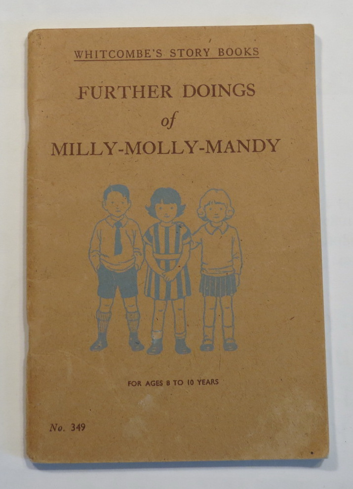Image for Further Doings of Milly-Molly-Mandy