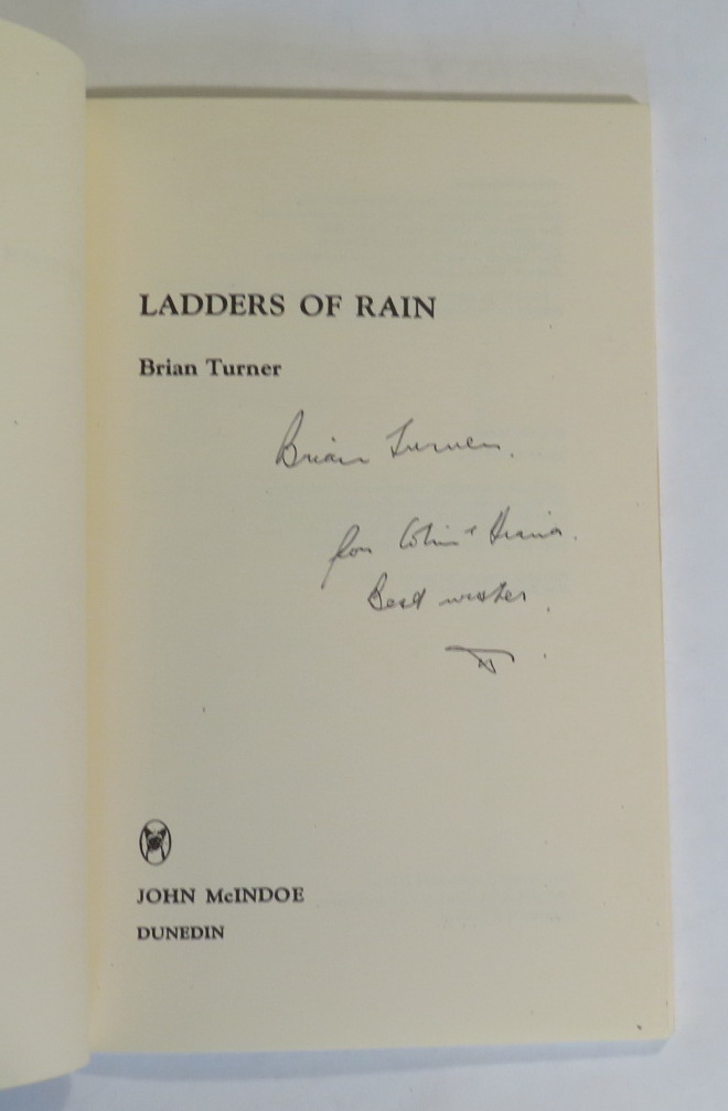 Image for Ladders of Rain