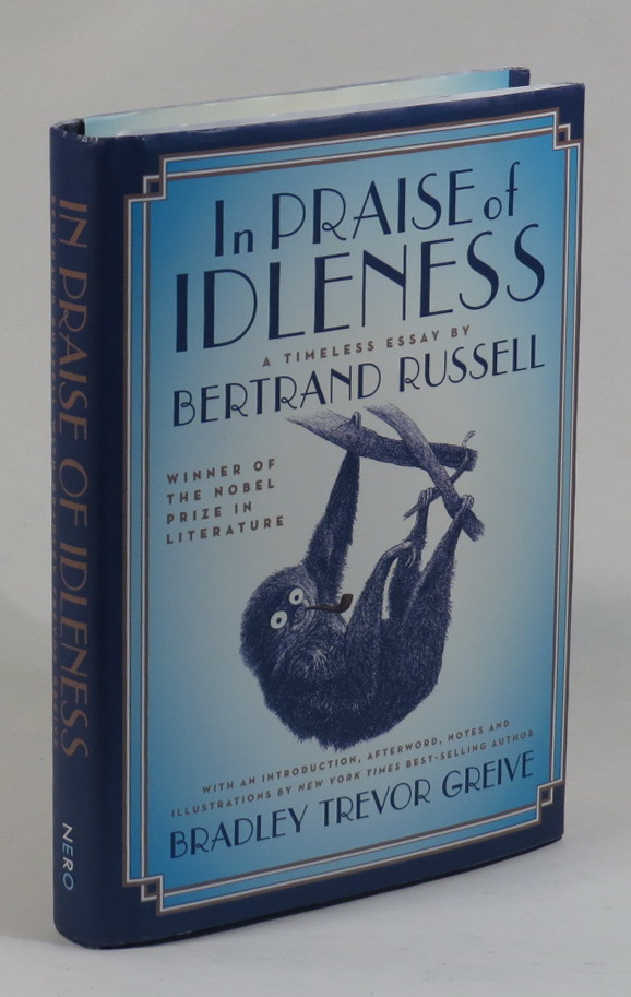 Image for In Praise of Idleness