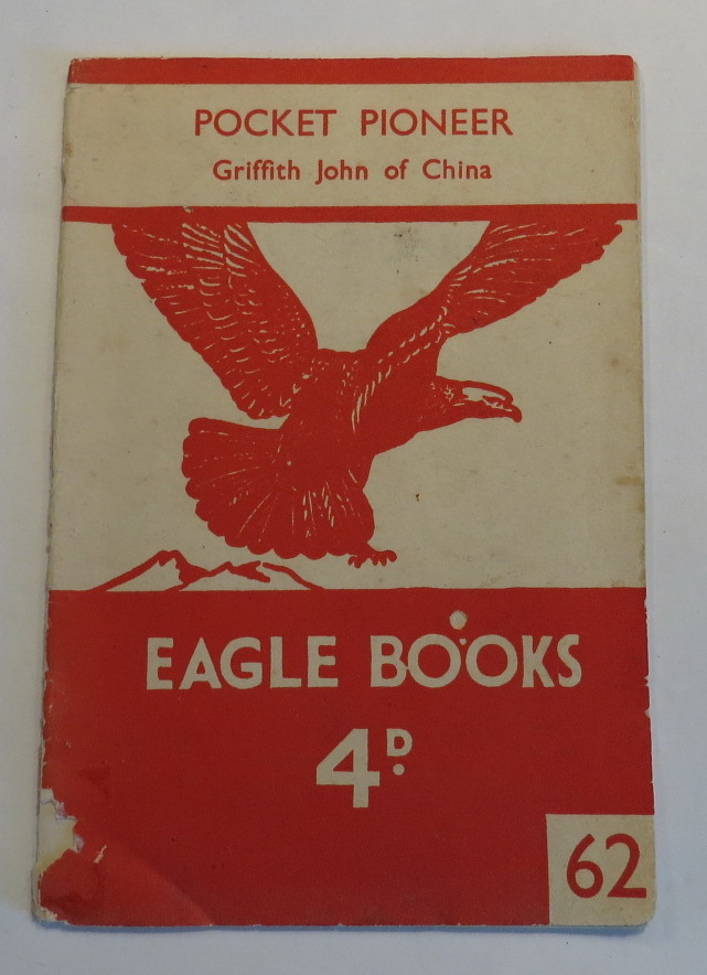 Image for Pocket Pioneer [Griffith John of China]