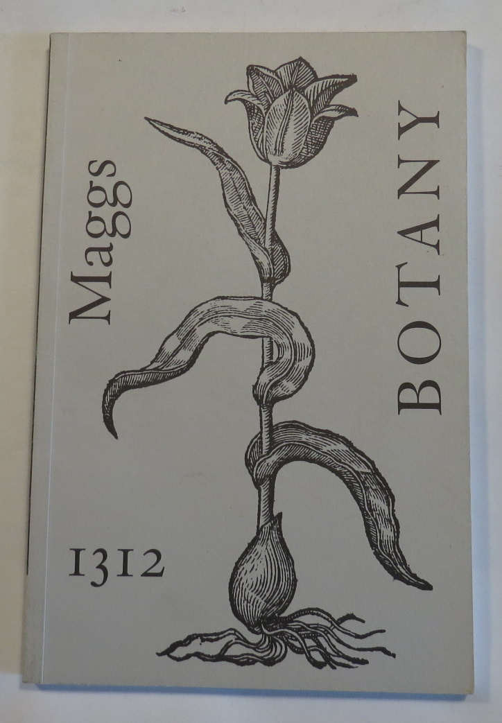 Image for Maggs - Catalogue 1312 - Botany