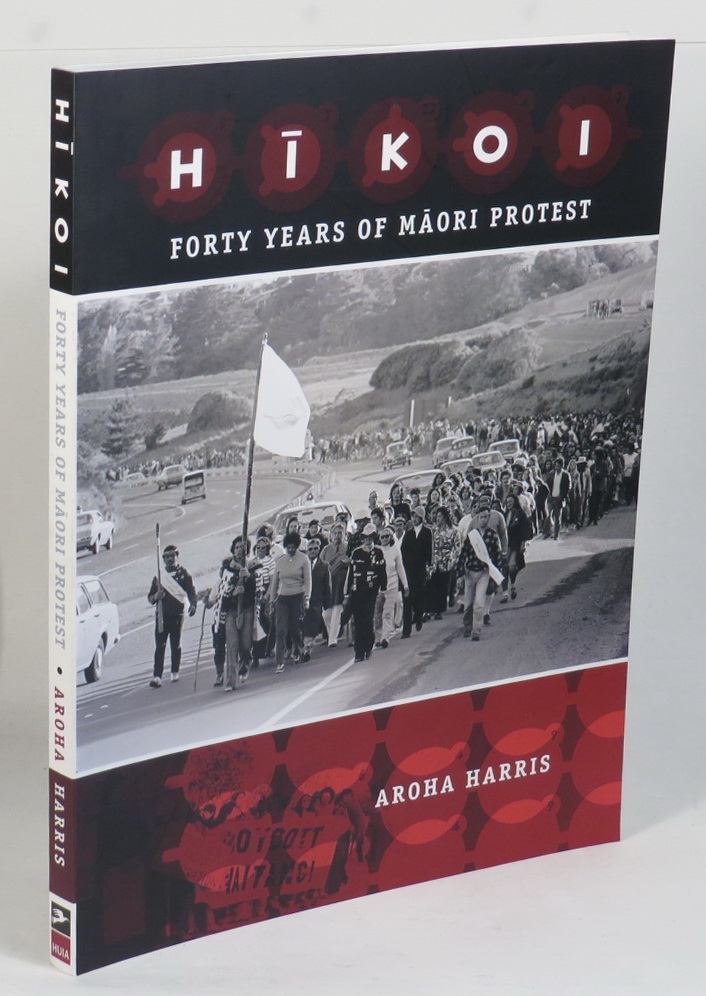 Image for Hikoi - Forty Years of Maori Protest