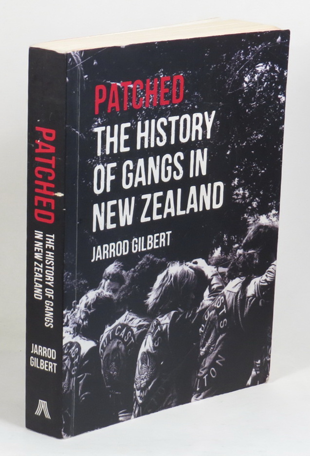 Image for Patched - The History of Gangs in New Zealand