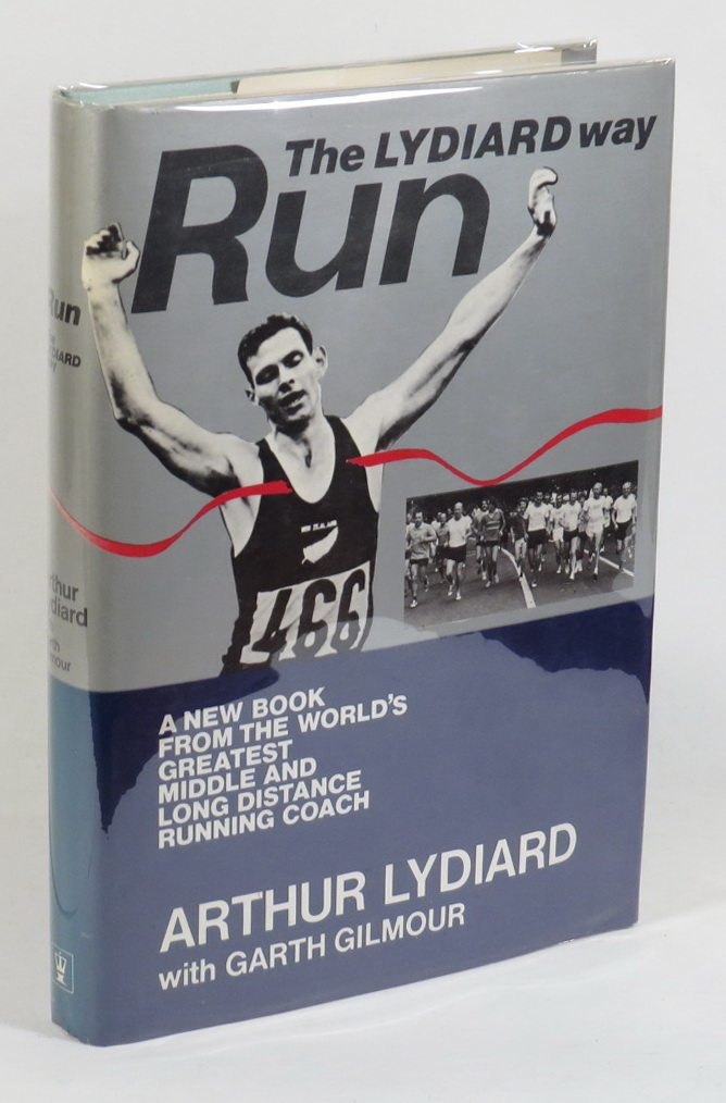 Image for Run - The Lydiard Way