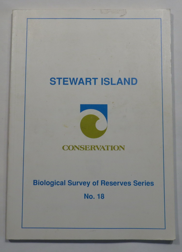 Image for Stewart Island - Biological Survey of Reserves Series  - No. 18