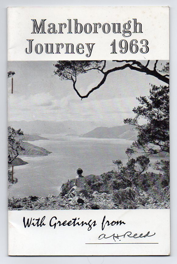 Image for Marlborough Journey 1963