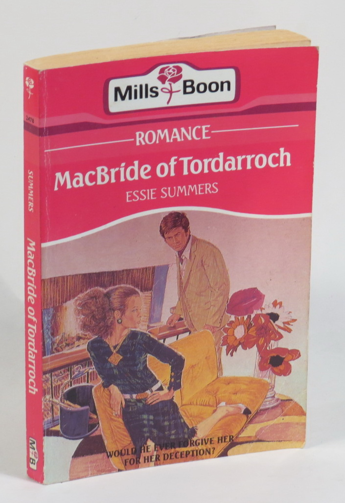Image for MacBride of Tordarroch