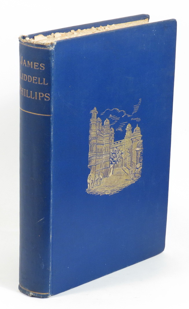 Image for Dr. J. L. Phillips - Missionary to the Children of India - A Biographical Sketch by His Widow - Completed and Edited by W. J. Wintle
