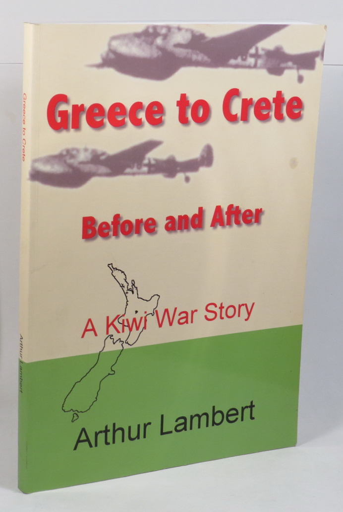 Image for Greece to Crete - Before and After - A Kiwi War Story