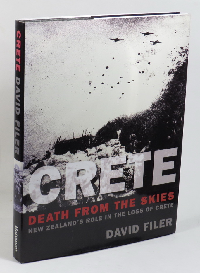 Image for Crete - Death from the Skies - New Zealand's Role in the Loss of Crete
