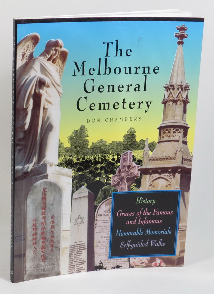Image for The Melbourne General Cemetery