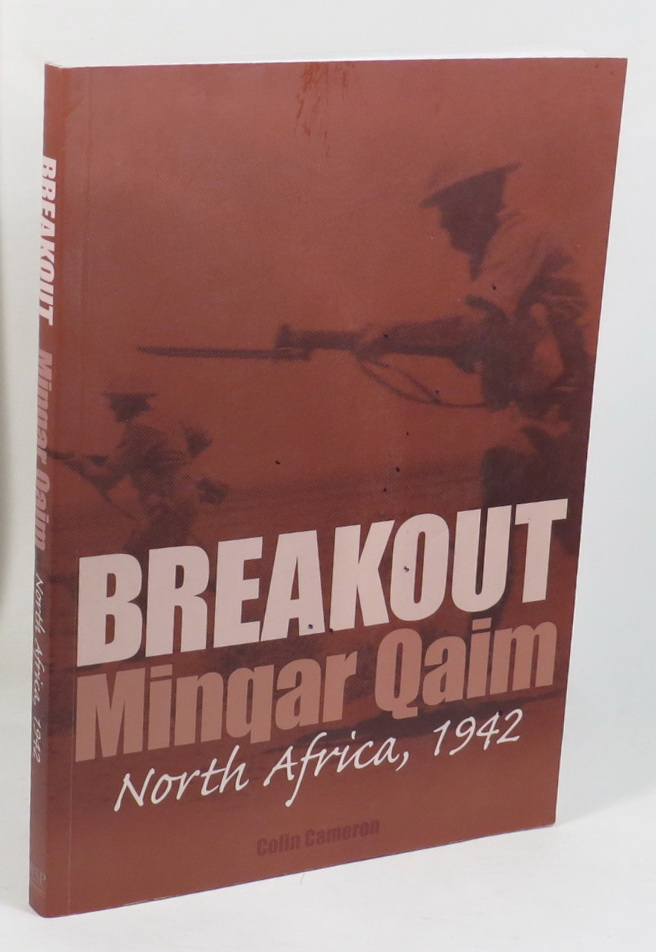 Image for Breakout - Minqar Qaim - North Africa, 1942