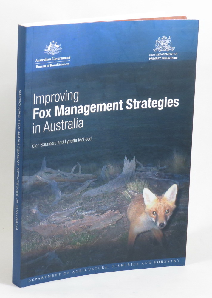 Image for Improving Fox Management Strategies in Australia