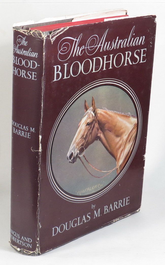Image for The Australian Bloodhorse