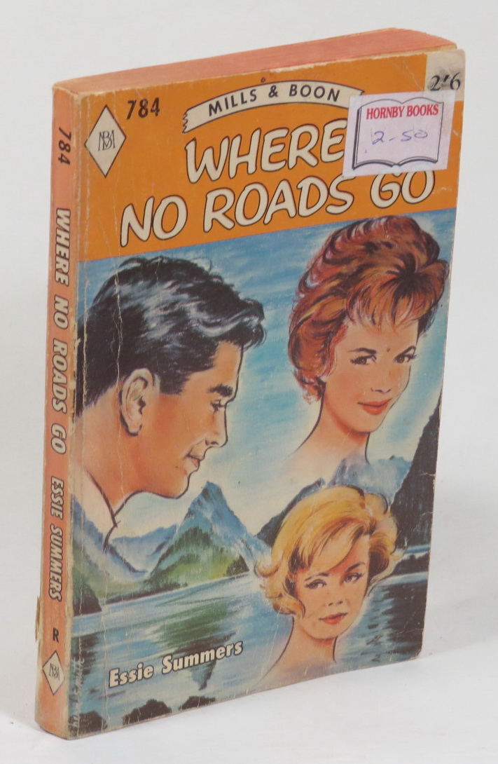 Image for Where No Roads Go