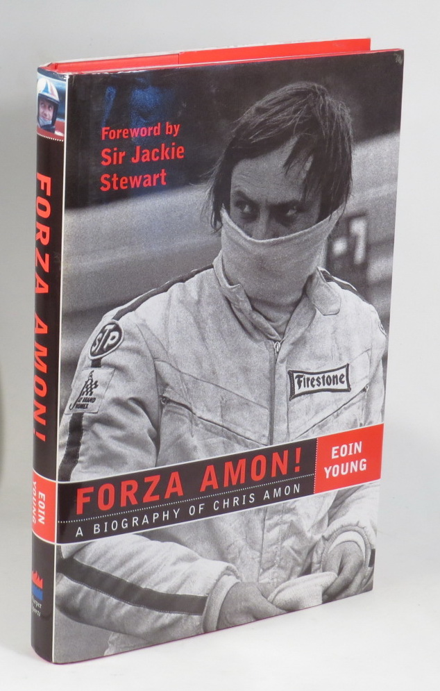 Image for Forza Amon! A Biography of Chris Amon