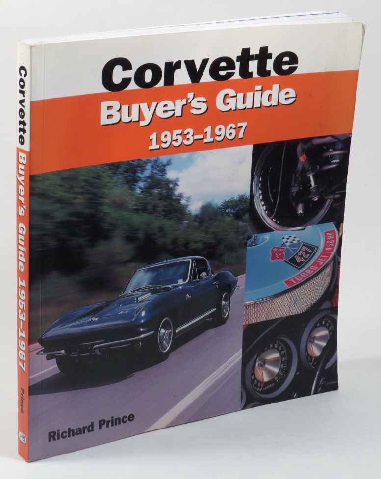 Image for Corvette Buyer's Guide 1953-1967