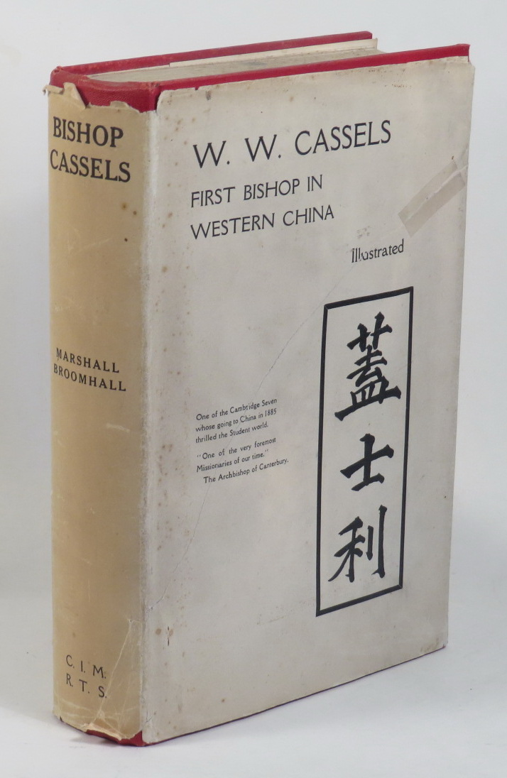 Image for W. W. Cassels - First Bishop in Western China