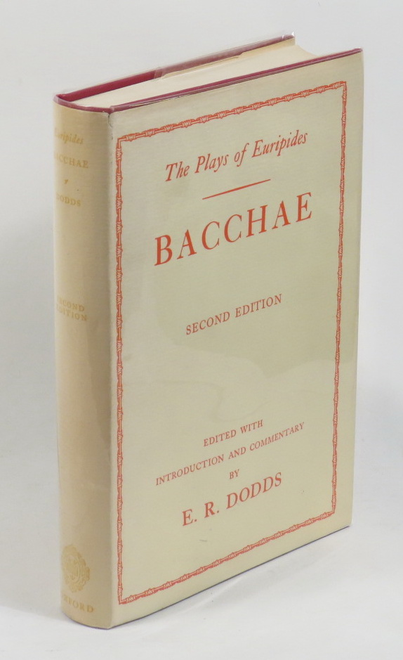 Image for Euripides - Bacchae