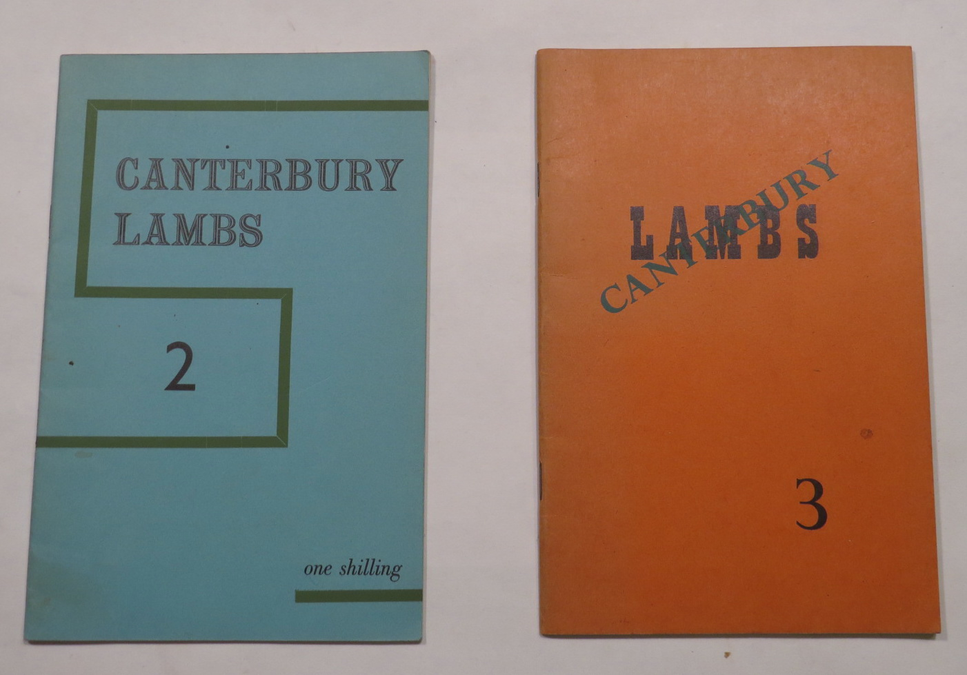 "Image for Canterbury Lambs 3 [+ 2 others: ""Canterbury Lambs 1"" & ""Canterbury Lambs 2""]"