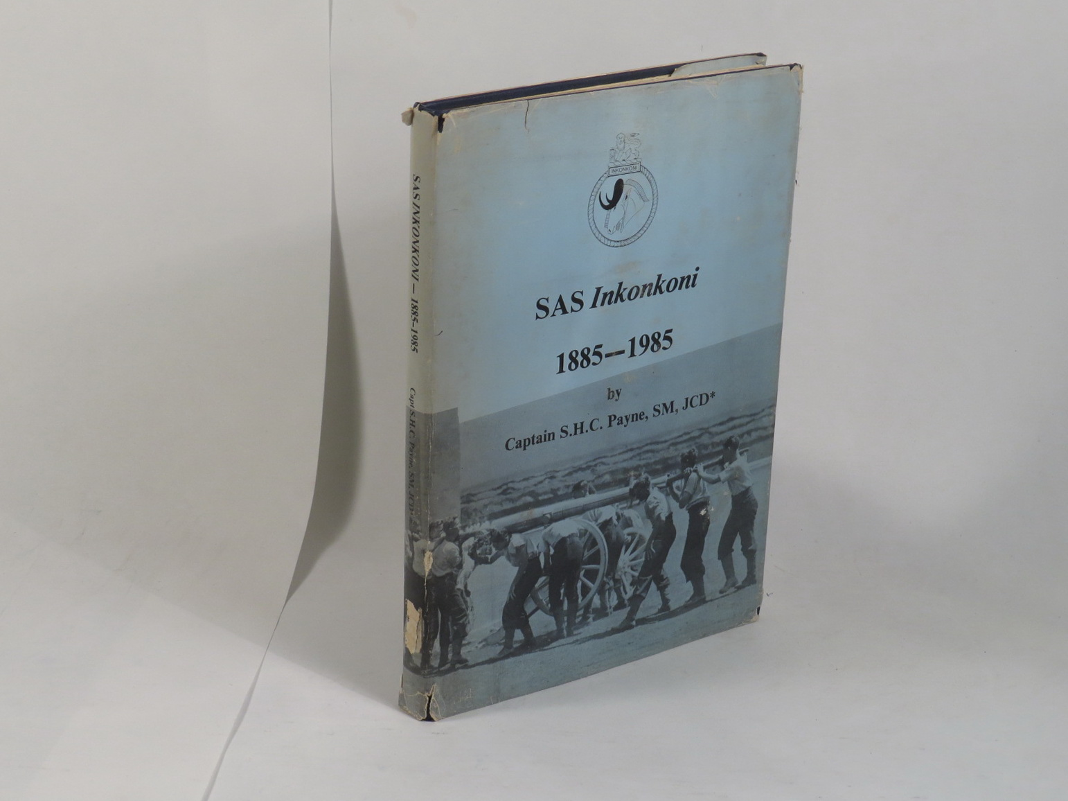 Image for SAS Inkonkoni 1885-1985