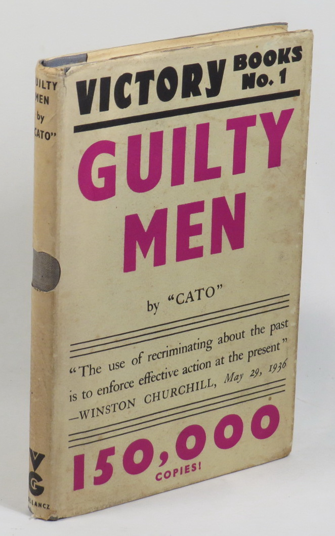 Image for Guilty Men