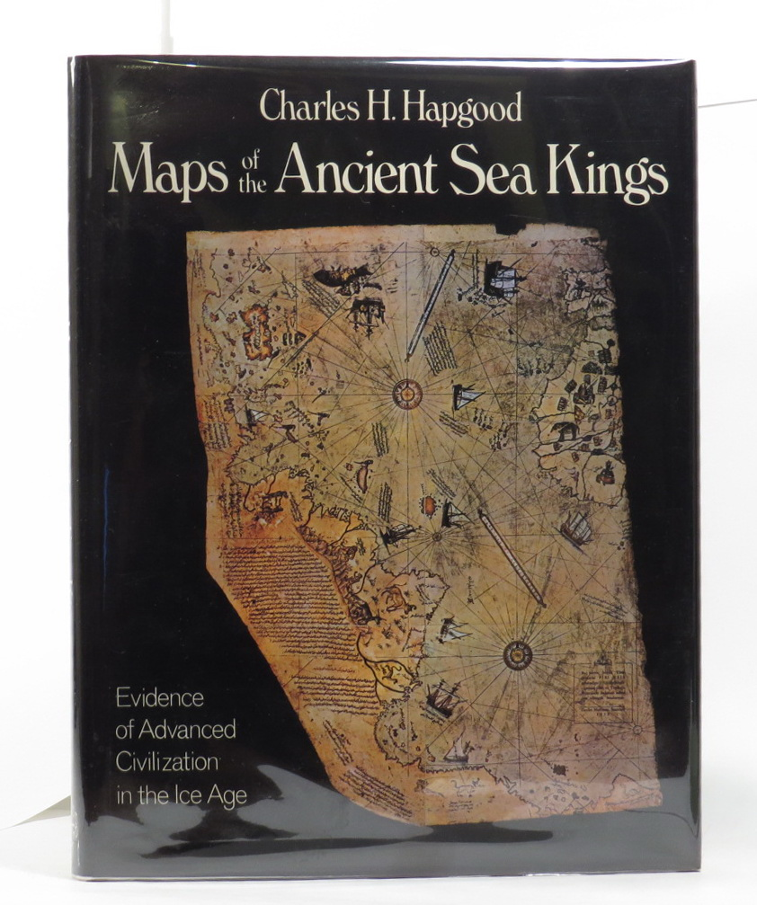 Image for Maps of the Ancient Sea Kings - Evidence of Advanced Civilization in the Ice Age