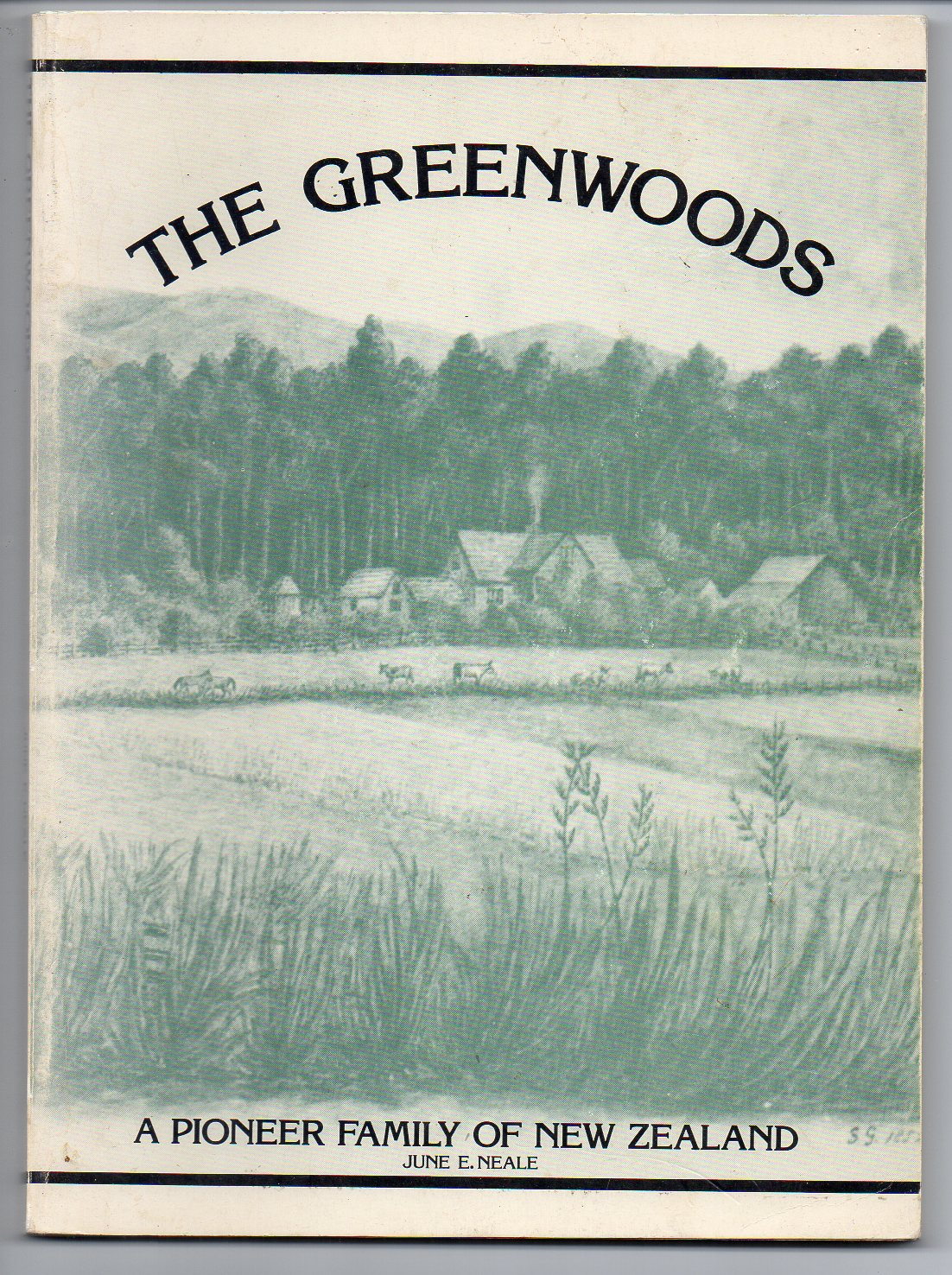 Image for The Greenwoods - A Pioneer Family of New Zealand
