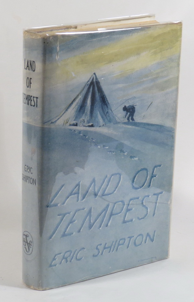 Image for Land of Tempest - Travels in Patagonia 1958-62