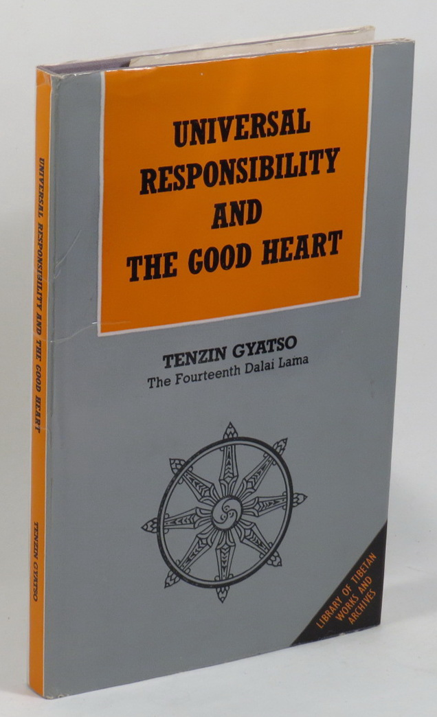 Image for Universal Responsiblity and the Good Heart
