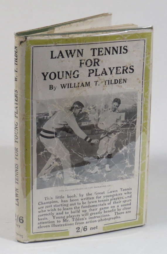 Image for Lawn Tennis for Young Players