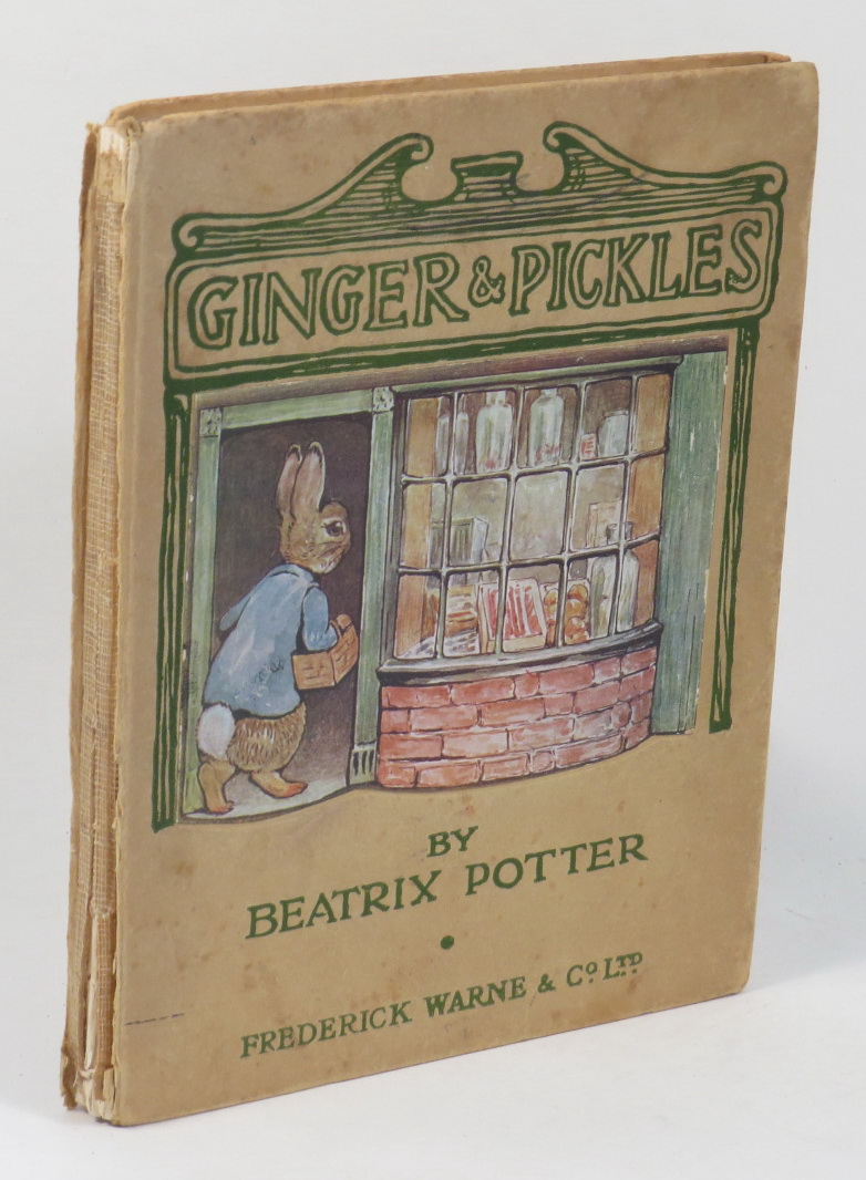 Image for Ginger & Pickles